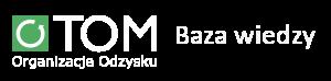 Baza wiedzy | Grupa TOM Organizacje Odzysku