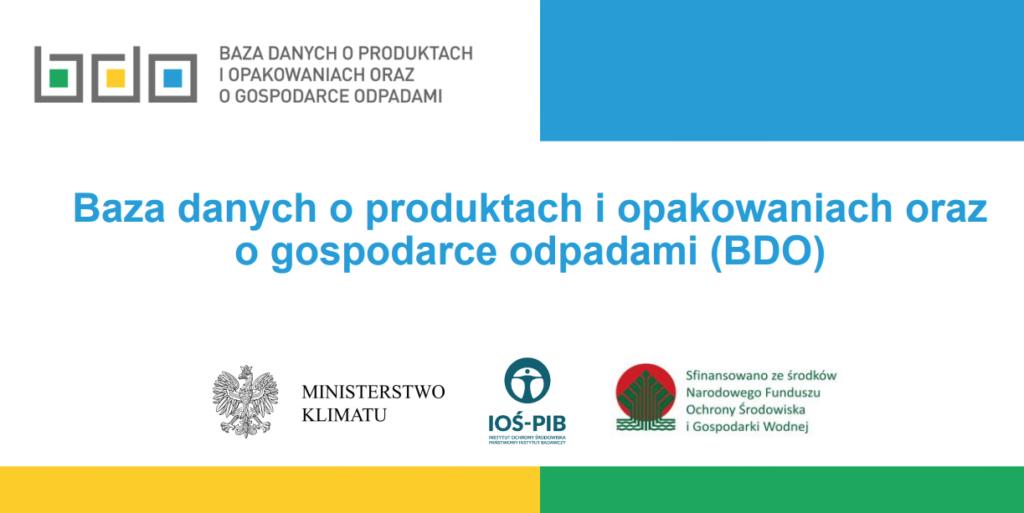 Rejestracja w BDO - krok po kroku